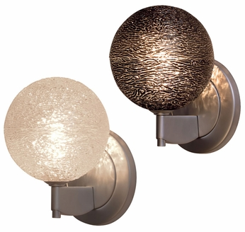 Bruck Dazzle Contemporary Halogen Sconce Lighting