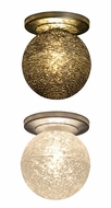 Bruck Dazzle I Ceiling Mount Modern Style 4 Inch Diameter Overhead Lighting