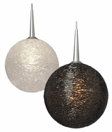 Bruck Dazzle I Low Voltage Contemporary 4 Inch Diameter Hanging Lamp