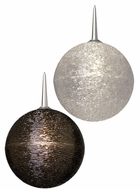 Bruck Dazzle II Large Modern Style Mini Lighting Pendant - 5 Inch Diameter