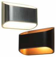 Bruck Eclipse I LEDRA Contemporary LED Wall Light Sconce