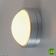 Bruck Ledra 32 Dome Outdoor LED Wall and Ceiling Light