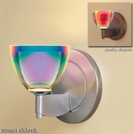 Bruck Rainbow I Dichroic LED Wall Sconce