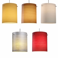 Bruck Regal Modern 3  Tall Line Voltage Mini Ceiling Pendant Light