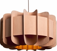 Bruck WEPCLA-A74 WEP Clarissa A74 Contemporary Pendant Light