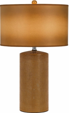 Cal BO-2632TB-2 Brown Table Light (2 pack)