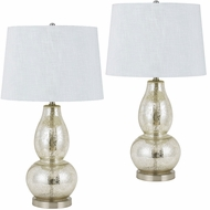 Cal BO-2705TB-2 Joliet Table Lighting (Set of 2)
