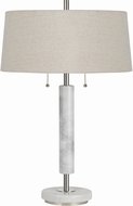 Cal BO-2766TB Mexia Marble Lighting Table Lamp