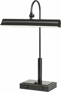 Cal BO-2779DK-DB Novara Contemporary Dark Bronze LED Reading Lamp