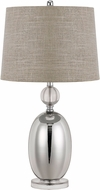 Cal BO-2793TB Perth Glass Table Lamp