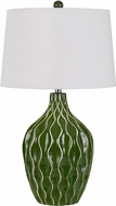Cal BO-2814TB Andria Grass Lighting Table Lamp