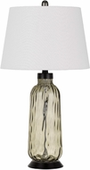 Cal BO-2825TB-2 Bolsena Clear Table Lamp (Set of 2)