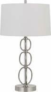 Cal BO-2834TB Bree Chrome Table Light
