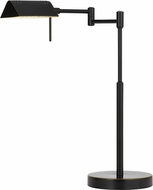 Cal BO-2844DK-DB Clemson Contemporary Dark Bronze LED Craft Lamp