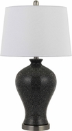 Cal BO-2848TB-2 Megara Marble Table Lamp