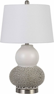 Cal BO-2849TB-2 Aigio Grey Table Light