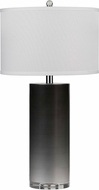 Cal BO-2851TB-2 Kastoria Cinereal Lighting Table Lamp