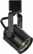 Cal HT-611M-BK Contemporary Black LED Track Light Head