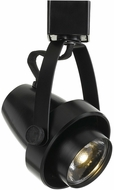 Cal HT-619-BK Contemporary Black LED Home Track Lighting Head