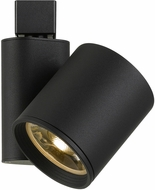 Cal HT-690M-BK Modern Black LED Track Lighting Head Fixture