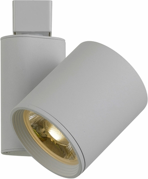 Cal HT-690M-WH Contemporary White LED Home Track Lighting Head