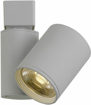 Cal HT-690S-WH Contemporary White LED Track Light Head