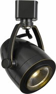 Cal HT-701-DB Modern Dark Bronze LED Track Lighting Head