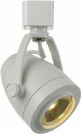 Cal HT-701-WH Modern White LED Track Lighting Head Fixture