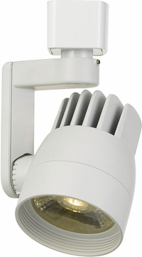 Cal HT-806-WH Contemporary White LED Track Light Head