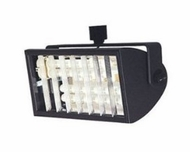 Cal HT230 2-lamp CFL Electronic Ballast Track Lighting in White or Black, Multiple Wattage Options