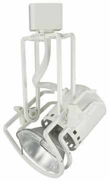 Cal HT237 Small PAR20 Line Voltage Wire-Form Track Light Head Fixture