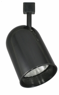 Cal HT267 Large Contemporary Round Back Line Voltage Track Light Head Fixture