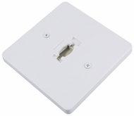 Cal HT293 Line Voltage Square Monopoint Plate