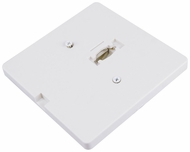 Cal HT297 Low Voltage Square Monopoint Plate Fixture