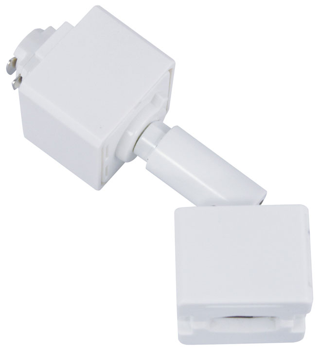 Cal Ht303 Slope Ceiling Adaptor For Track Lighting Systems