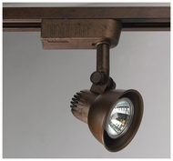 Cal HT392 Contemporary Low Voltage Halogen Track Light Head Lamp