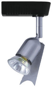Cal HT937M Modern Low Voltage Extendable Track Lighting Head with Screen