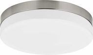 Cal LA-705 Modern Brushed Steel LED Ceiling Light