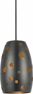 Cal UP-1102-6-ORB Uni-Pack Modern Oil Rubbed Bronze Mini Hanging Light