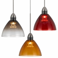 Cal UPL-716 Contemporary Dimmable LED Mini Pendant Light