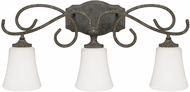 Capital Lighting 117731FG-303 Everleigh French Greige 3-Light Bath Lighting