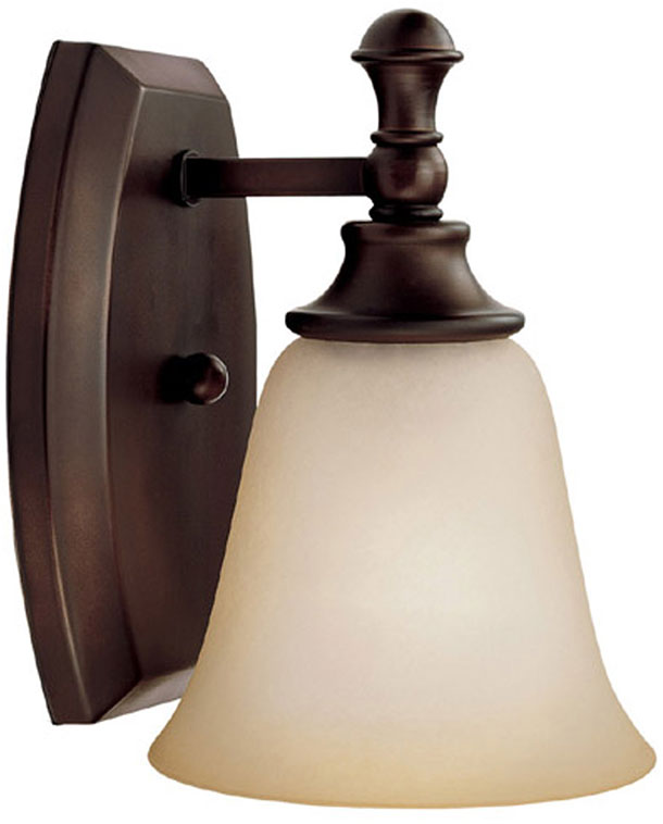 Elk Lighting Belmont: Capital Lighting 1331BB-287 Belmont Burnished Bronze Lamp