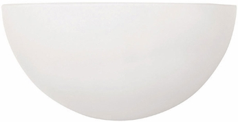 Capital Lighting 1680MW Matte White Sconce Lighting