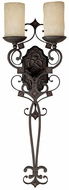 Capital Lighting 1909RI-125 River Crest Traditional Rustic Iron Wall Sconce