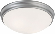 Capital Lighting 2032MN Matte Nickel Ceiling Light Fixture