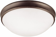 Capital Lighting 2032OR Oil Rubbed Bronze Flush Lighting