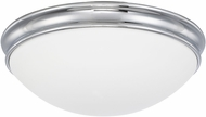 Capital Lighting 2034CH Contemporary Chrome Ceiling Light