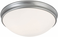 Capital Lighting 2034MN Matte Nickel Flush Mount Lighting