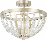 Capital Lighting 210731SF Camille Modern Soft Gold Ceiling Lighting