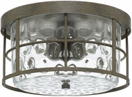 Capital Lighting 225021FH Bristol Contemporary Farm House Flush Lighting